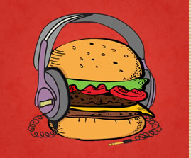 Burger Palace Audio